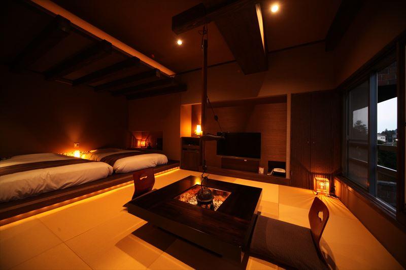 福田屋客室