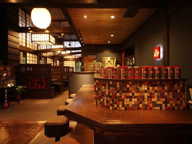 福田屋喫茶コーナー
