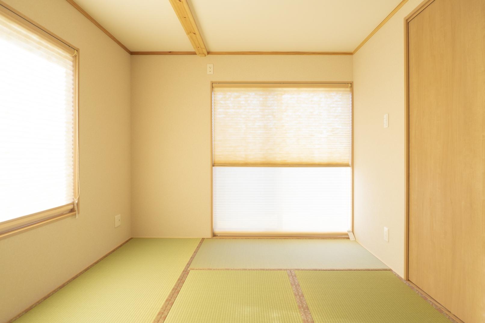 GO Ⅴファーレン小上りタタミ室