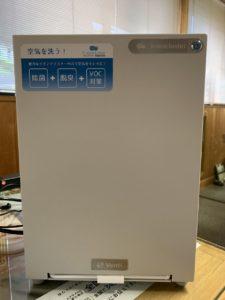イオンクラスター除菌脱臭装置