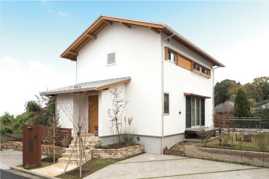 木リズムの家